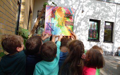 Kunstpädagogik + Kinderrechte = Nezabudka 2 @KinderArt